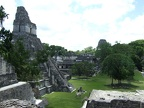 Main square at Tikal