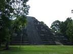 One of the many great pyramids of Tikal