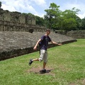 "Mayan ""football"" pitch!"
