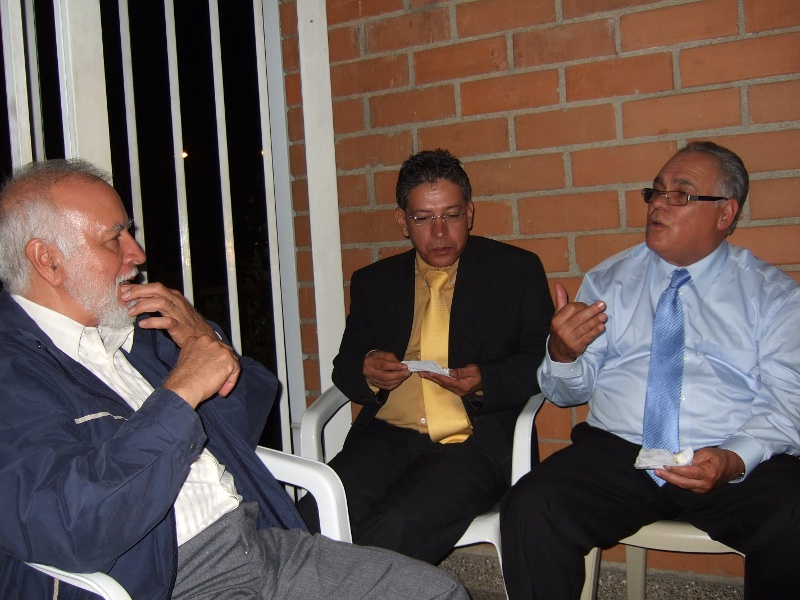 Diego's father (left) and Carolina's dad (right)